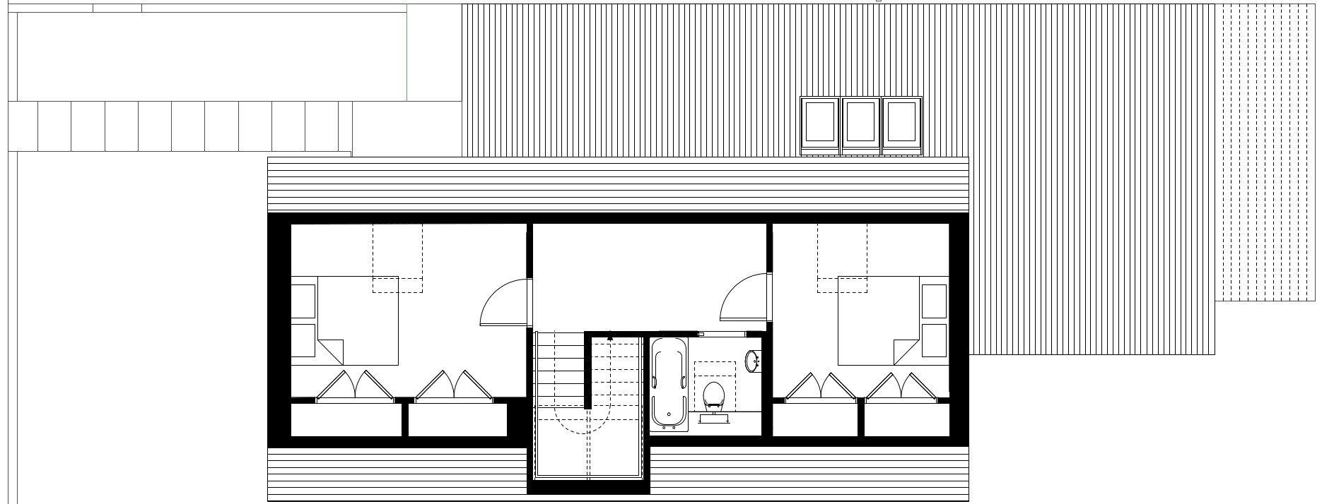 Detached five bedroom property